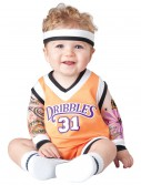 Infant Double Dribble Basketball Costume buy now