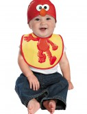 Infant Elmo Hat and Bib Set buy now