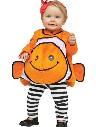Infant Giddy Clownfish Costume buy now