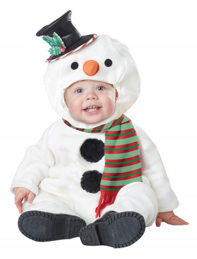 Infant Lil Snowman Costume buy now