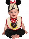 Infant Minnie Mouse Hat and Bib Set buy now