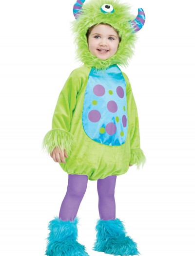 Infant Monster Baby Green Costume buy now