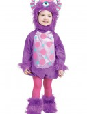Infant Monster Baby Purple Costume buy now