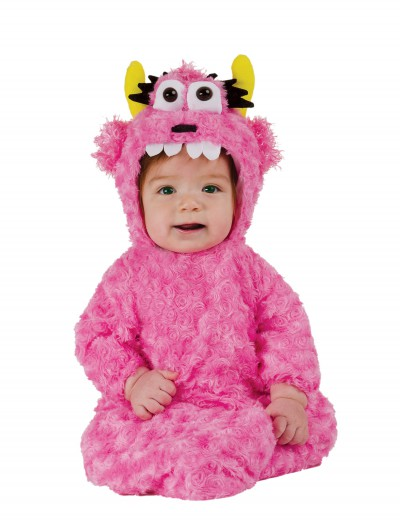 Infant Pink Monster Bunting buy now