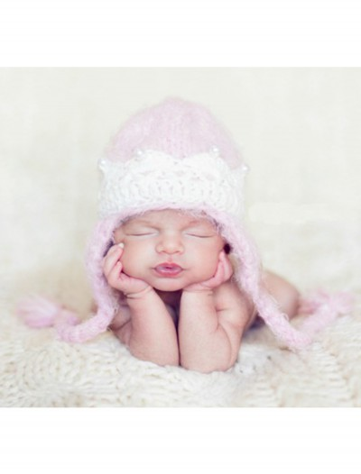 Infant Pink Princess Crown Hat buy now