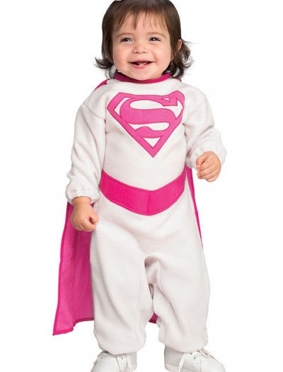 Infant Pink Supergirl Costume buy now