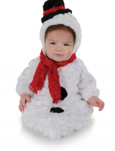Infant Snowman Bunting buy now