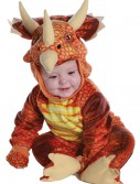 Infant/Toddler Rust Triceratops Costume buy now