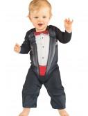 Infant Tuxedo Romper buy now