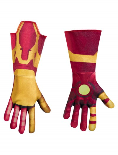 Iron Man Mark 42 Deluxe Child Gloves buy now