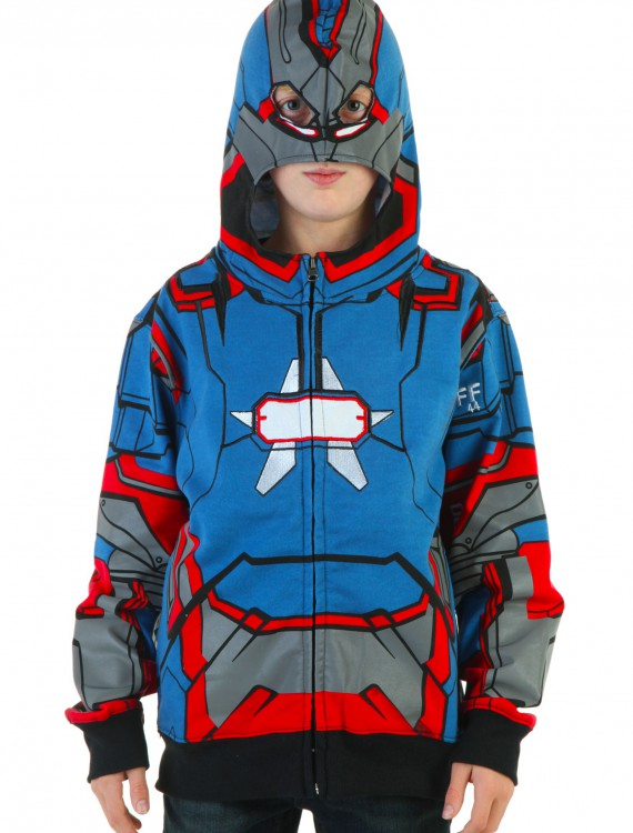 Youth Iron Patriot Hoodie buy now