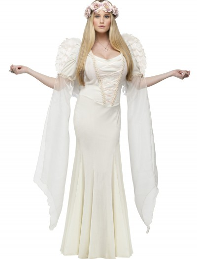 Ivory Angel Adult Costume buy now