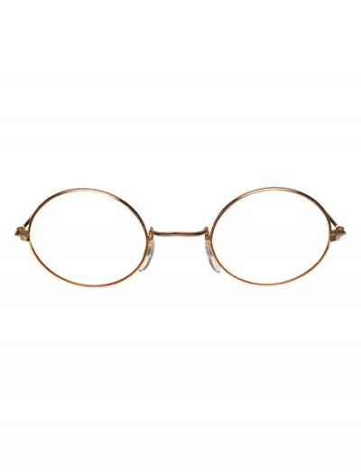 John Glasses Gold and Clear buy now