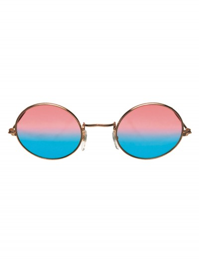 John Glasses Gold and Pink buy now