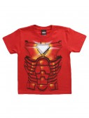 Juvy Iron Man Costume TShirt buy now