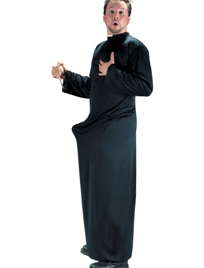 Keep Up the Faith Priest Costume buy now