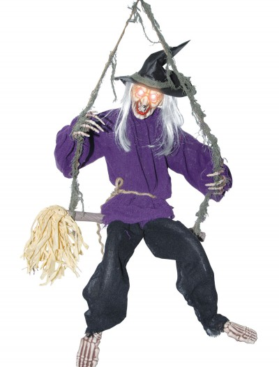 Kicking Witch on Swing buy now
