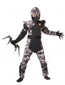 Kids Arctic Force Ninja Costume buy now