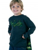 Kids Camo Black Batman Costume T-Shirt buy now