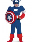 Child Captain America Costume buy now