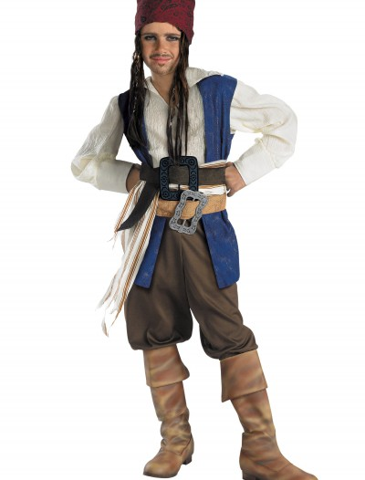 Kid's Captain Jack Sparrow Costume buy now