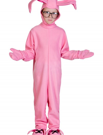 Kids Christmas Story Bunny Costume buy now