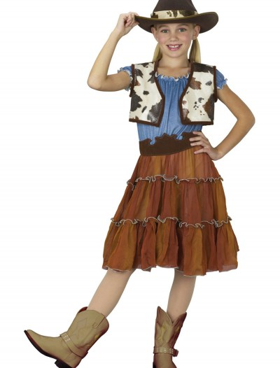 Kids Cowgirl Costume buy now