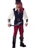Kid's Cutthroat Pirate Costume buy now