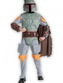 Kids Deluxe Boba Fett Costume buy now
