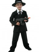 Kid's Deluxe Gangster Suit buy now