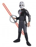 Kids Deluxe Inquisitor Star Wars Rebels Costume buy now
