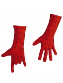 Kids Deluxe Spiderman Long Gloves buy now