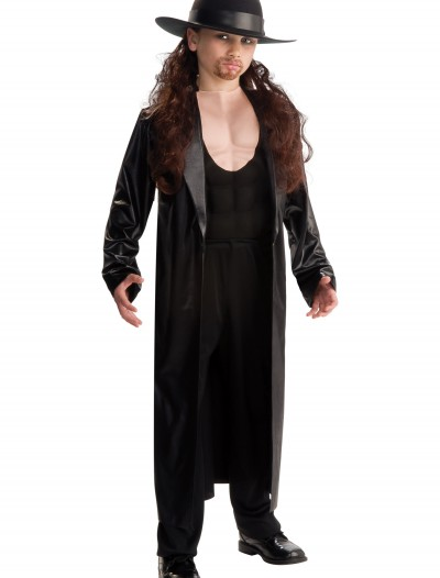 Kids Deluxe Undertaker Costume buy now