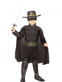 Kids Deluxe Zorro Costume buy now