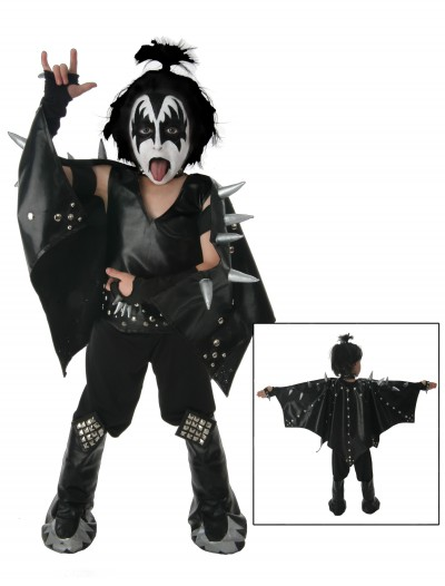 Kids Demon KISS Costume buy now