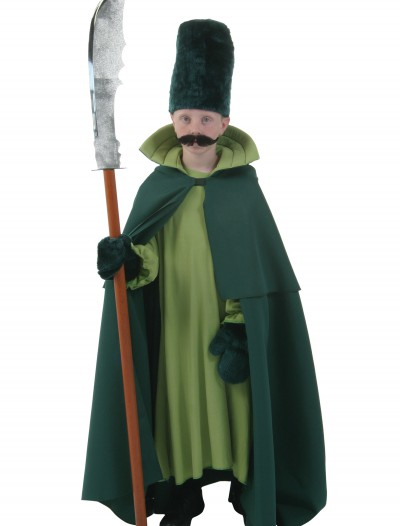 Kids Green Guard Costume buy now