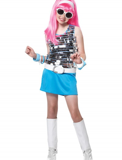 Kids Go Go Girl Costume buy now
