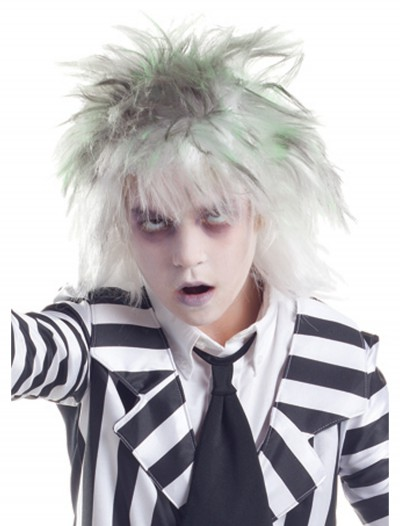 Kids Graveyard Ghost Wig buy now