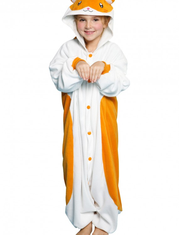 Kids Hamster Pajama Costume buy now