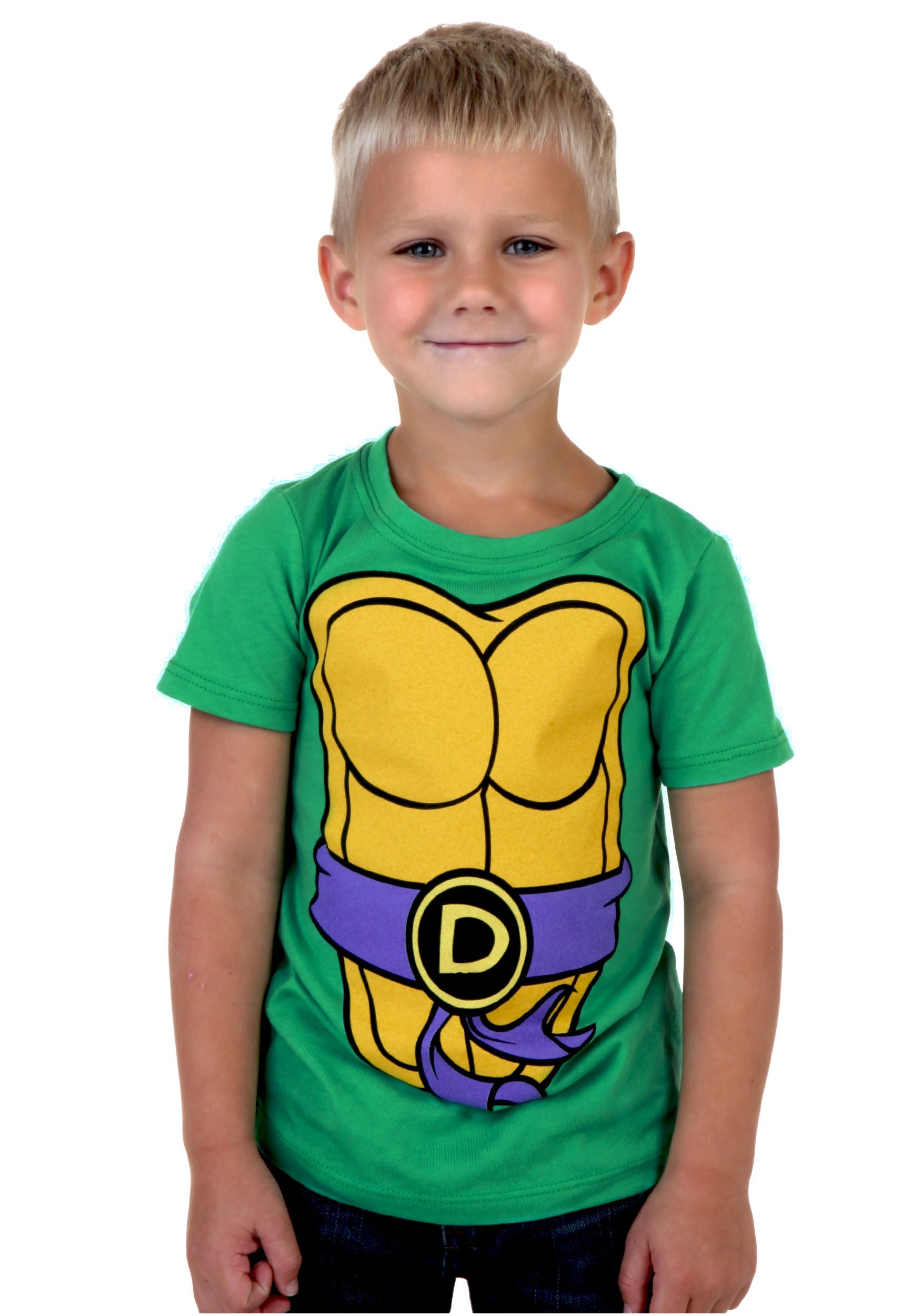 Toddler I Am Don TMNT Costume T-Shirt  sc 1 st  Halloween Costumes : kids donatello costume  - Germanpascual.Com