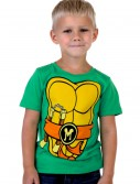 Toddler I Am Mike TMNT Costume T-Shirt buy now
