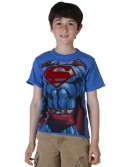 Kids I Am Superman Costume T-Shirt buy now