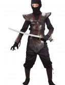 Kids Leather Ninja Costume buy now