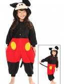 Kids Mickey Mouse Pajama Costume buy now