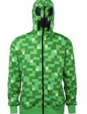 Kids Minecraft Creeper Hoodie buy now