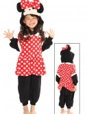 Kids Minnie Pajama Costume buy now