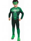 Kids Muscle Chest Green Lantern Costume buy now