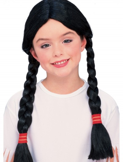 Kids Native American Costume Wig buy now