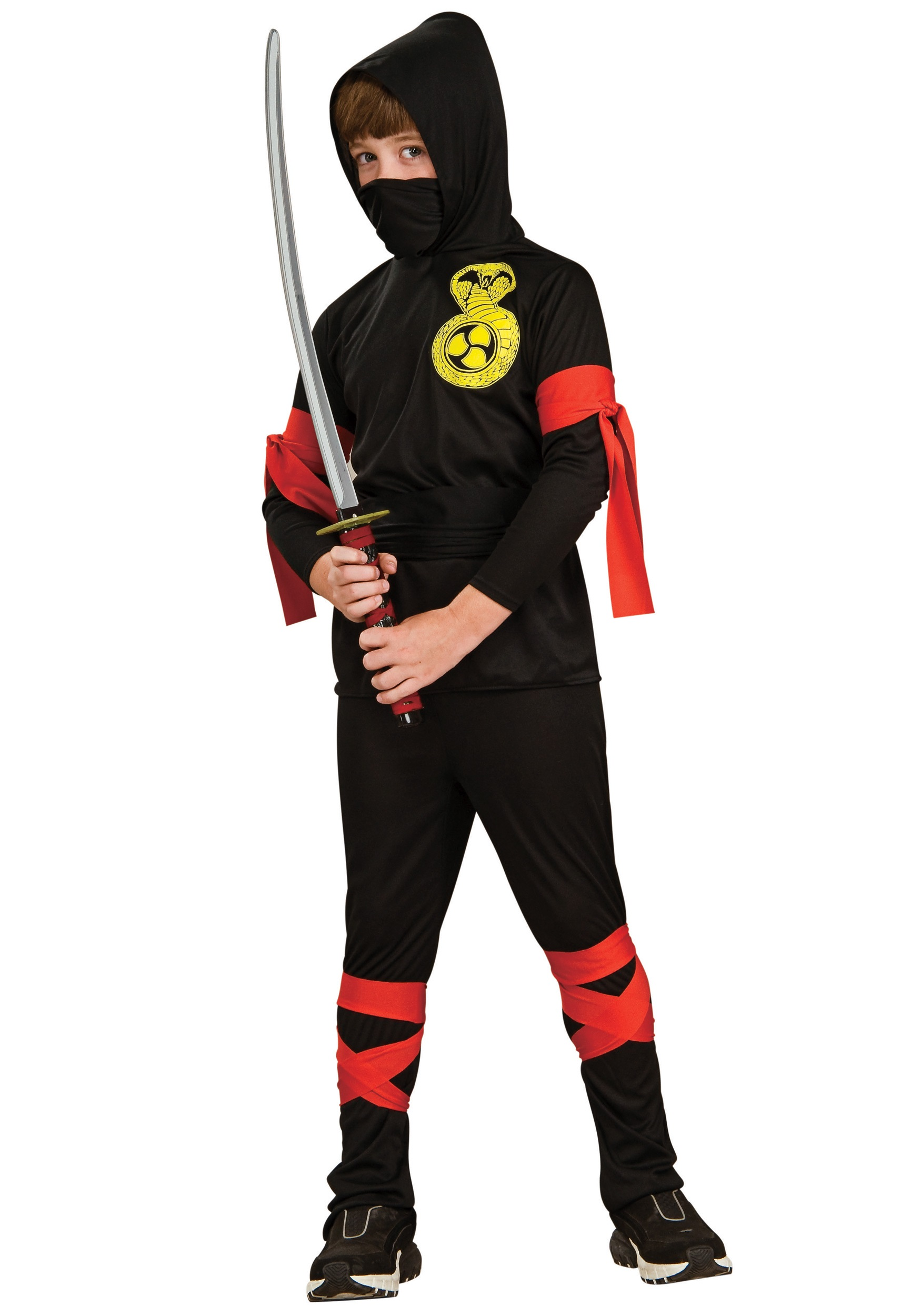 Kids Ninja Costume  sc 1 st  Halloween Costumes : kids ninja costume  - Germanpascual.Com