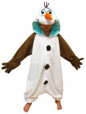 Kids Olaf Pajama Costume buy now